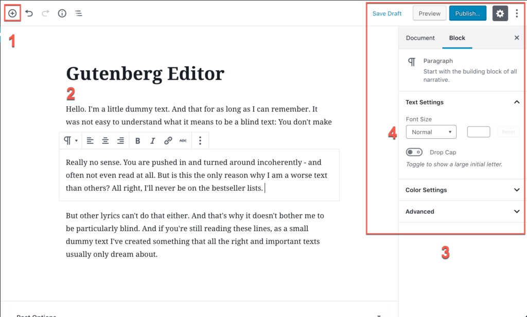 Borlabs Blog – 12 Tips for the Gutenberg WordPress-Editor